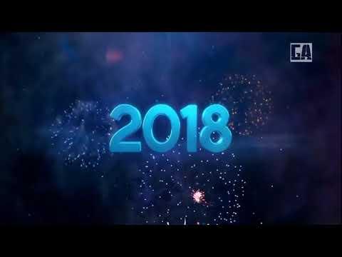 Sydney 2018 New Years Eve Fireworks - Sydney Opera House - Sydney Harbour Bridge عيد ملاد 2018