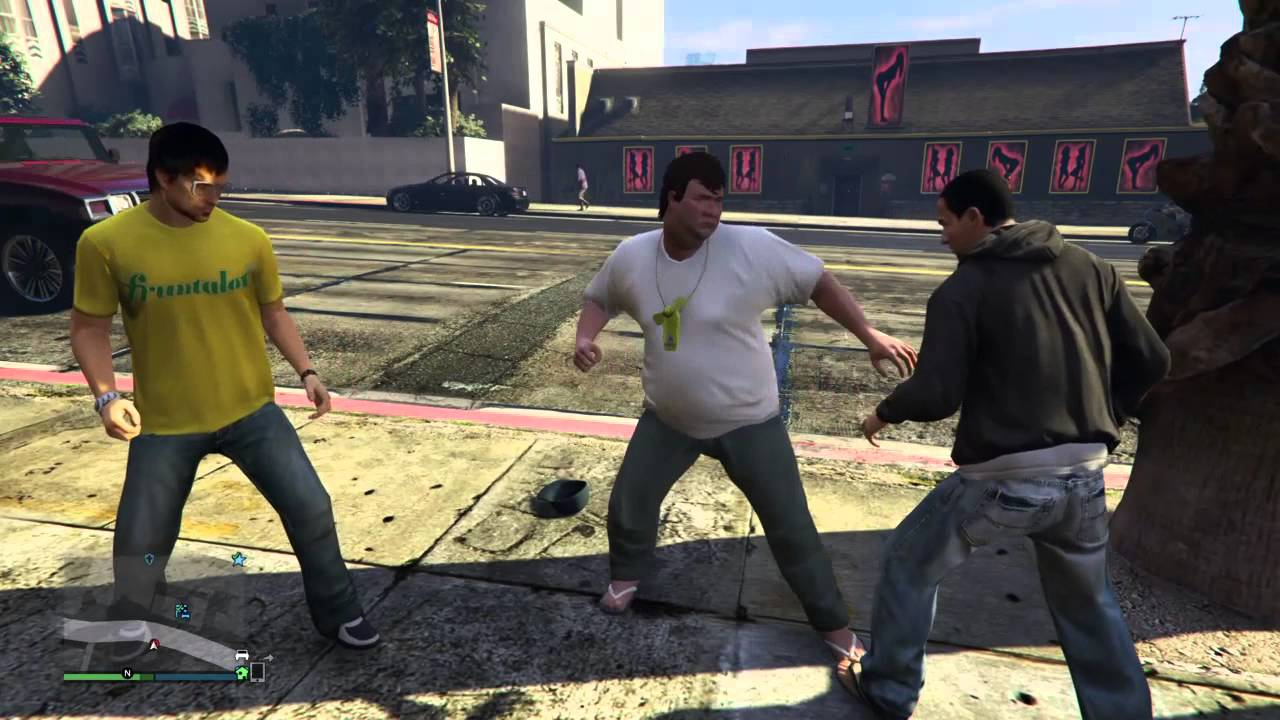 how to talk to people in gta 5