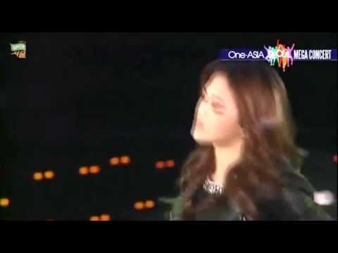 Julie Anne San Jose - One Asia Seoul Mega Concert - Not Impressed
