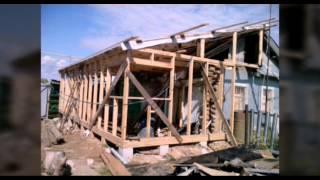 видео Пристрой к бане: строительство своими руками