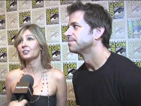 Sucker Punch - Comic-Con 2010 Exclusive: Zack Snyder and Deborah Snyder