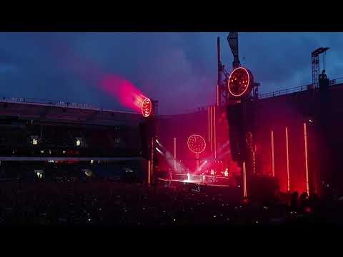 Rammstein - Deutschland (Live Ullevaal Stadion, Oslo, Norway - August 18, 2019) HD