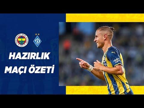 MAÇ ÖZETİ: Fenerbahçe 1-1 Dinamo Kiev