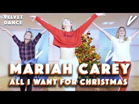 ALL I WANT FOR CHRISTMAS - MARIAH CAREY   Velvet Dance - CONCENTRATE VELVET