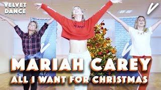 ALL I WANT FOR CHRISTMAS - MARIAH CAREY | Velvet Dance - CONCENTRATE VELVET