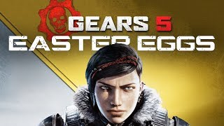 GEARS 5 - 15 Easter Eggs, Secrets \u0026 References