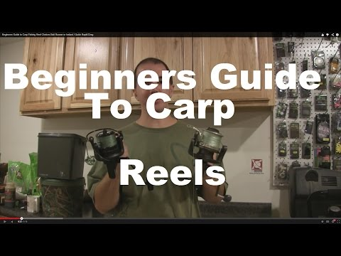 Beginners Guide To Carp Fishing Reel Choices Bait Runner Or Instant / Quick Rapid Drag