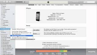 overzetten reserve kopie naar nieuwe Iphone.mp4