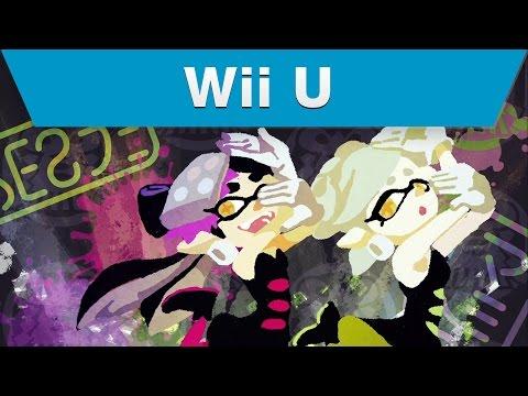 Wii U - Splatoon - Splatfest Incoming!