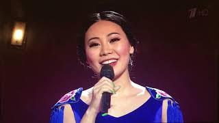 Ян Гэ прощальная Речь на шоу Голосе