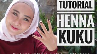 [1.13 MB] #3BECOR - Tutorial Henna Kuku HALAL Bisa buat SHOLAT!