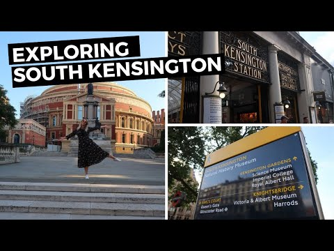 Exploring South Kensington & Staying At Imperial College London | Sophie's Suitcase