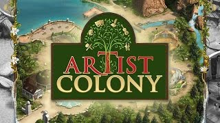Artist Colony Trailer