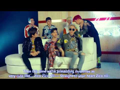 Block B HER MV [Eng Sub + Romanization + Hangul] HD