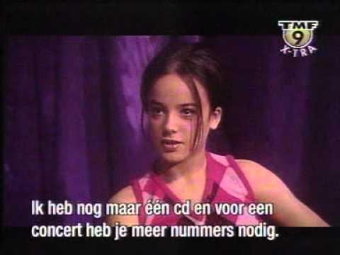 01/05/2001 - Alizée en interview sur la TMF