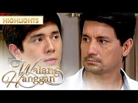 Marco sinabihan si Nathan sa kanyang inasal kay Daniel  Walang Hanggan