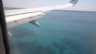 Palma de Mallorca airport landing 2015 - Ryanair