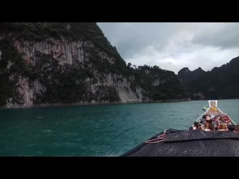 FLOATING BUNGALOW, THAILAND 2017
