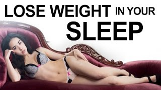 😱 How to BURN FAT & LOSE WEIGHT in Your SLEEP | Elena House 💤