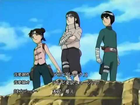 Naruto Op 8 Remember por FLOW