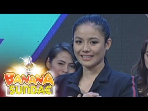 "Banana Sundae: Ritz Azul celebrates her birthday with the ""Banana Sundae"" family."