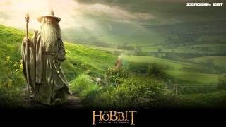 The Hobbit OST - Neil Finn - Song of the Lonely Mountain [End titles theme]