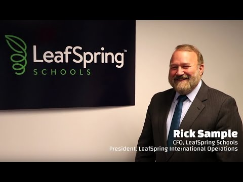 Metro Richmond Export Success: LeafSpring School