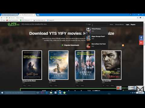 How to Download English Movies Using Torrent YiFy movies
