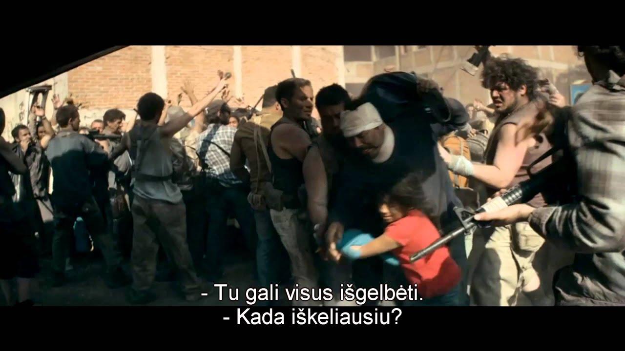"""Filmo """"ELIZIEJUS"""" treileris. Kinuose nuo RUGPJŪČIO 9 D."""