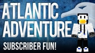 vuclip Graveyard! - Atlantic Adventure #18: Minecraft Subscriber Survival