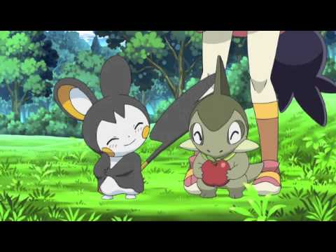 Pokemon Black & White Episode 36 - AnimeDao
