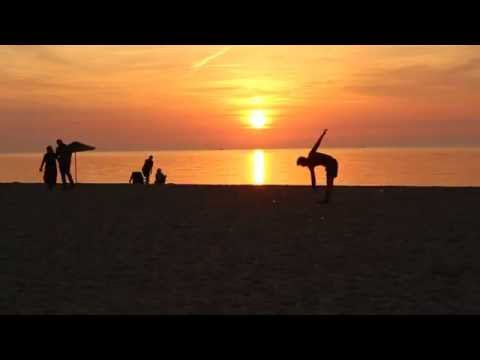 Günbatımı ve İnsanlar Timelapse | Sunset and People Timelapse | Turkey