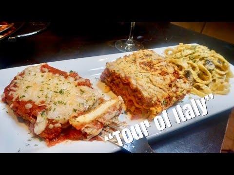 """Vegan """"Tour of Italy"""" 