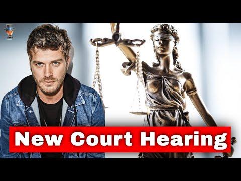 Kıvanç Tatlıtuğ - New Court Hearing