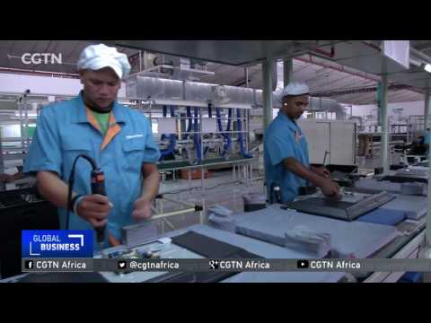 Steady increase in Chinese investment in Africa