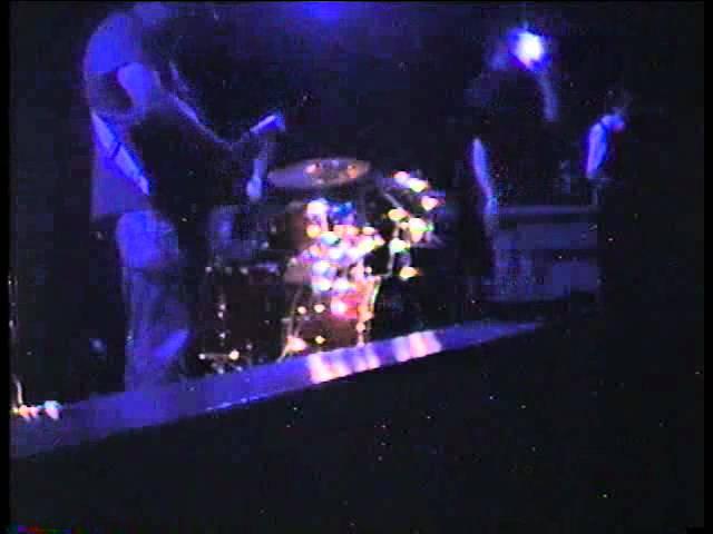 Lanny Drumming In Danger Room