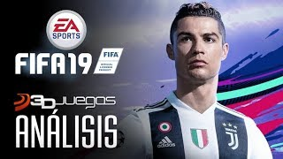 ANÁLISIS de FIFA 19. ¿El gol definitivo de EA Sports?