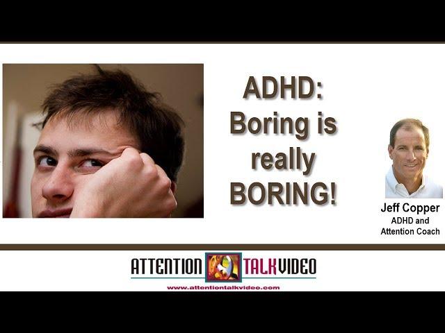 ADHD Tips: Procrastination Struggles #3