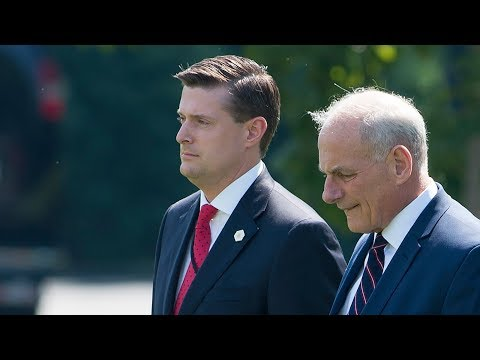 Who Is Rob Porter? | NYT