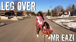 Mr Eazi - Leg Over / Andy - Beyonce Ft Tur-G Dance Choreography By Reis Fernando Twin Version