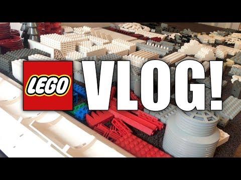Buying LEGO On BrickLink! Closing Toys R' Us! | MandRproductions LEGO Vlog!