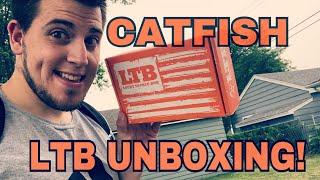 CATFISH LUCKY TACKLE BOX JUNE 2018