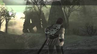 【1080p】 Shadow of the Colossus HARD -PS3 walkthrough-  (1st Colossus: The Minotaur)