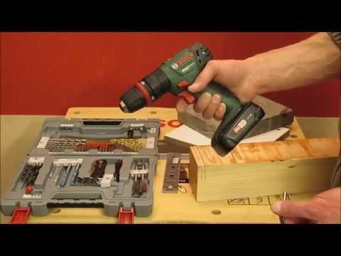 Видео обзор: Набор оснастки BOSCH Premium Set-76