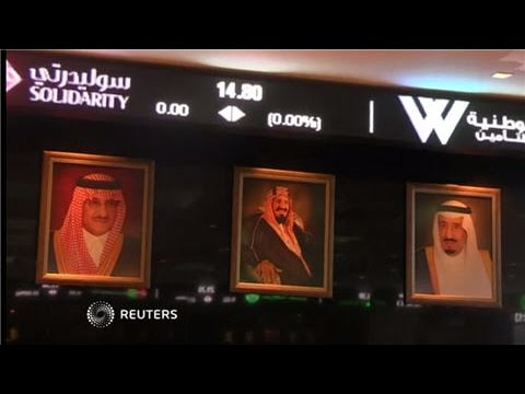 Reuters Media Express - Saudi Arabia to open stock market to foreigners - June 15