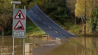 Repeat youtube video Flooding In B&NES, UK - 21-11-2012