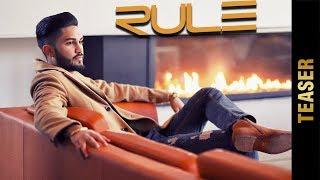RULE (Teaser) | KARN SEKHON | Mr. VGROOVES | Latest Punjabi Songs 2017 | AMAR AUDIO