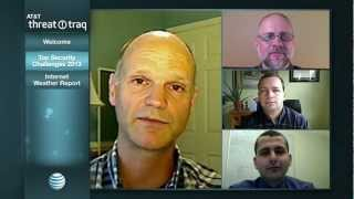 AT&T ThreatTraq: Top Security Challenges for 2013 - 12/20/2012