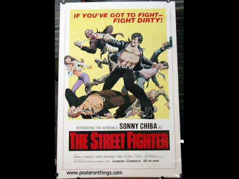 The Street Fighter-Sonny Chiba-Theme Song-1974