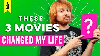 These 3 Movies Changed My Life - Wisecrack Vlog with Jared